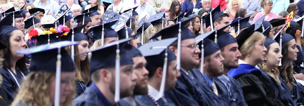 2018 Commencement Ceremony - Graduates