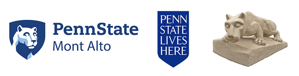 Marketing Imagery for Penn State Mont Alto