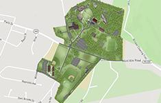 Campus Map Thumbnail Image