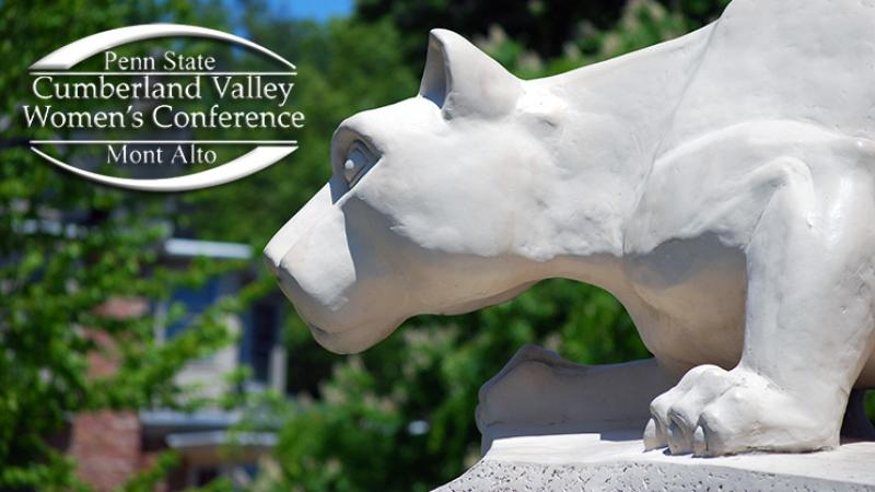 Lion Shrine with CVWC logo