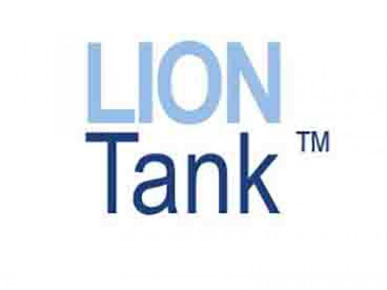 LION Tank graphic stacked