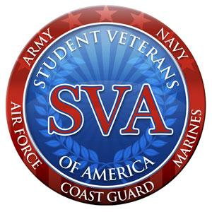 Logo for Student Veterans Association of America