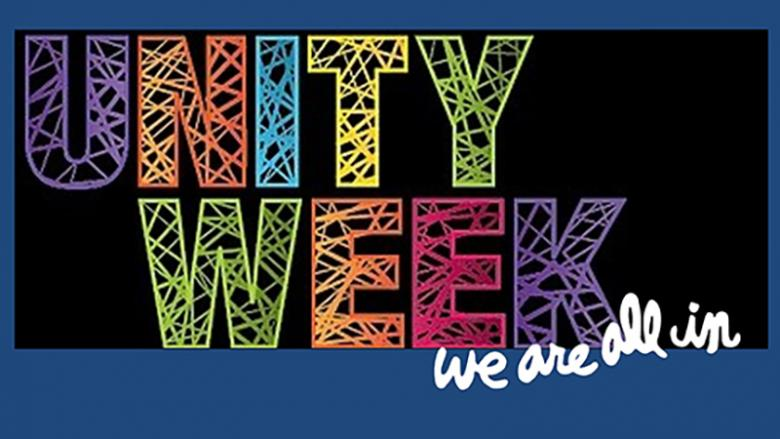 Unity Week graphic